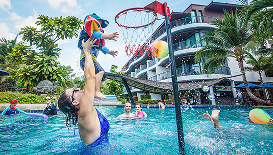 ONCE AGAIN, TOP 10 FAMILY RESORT