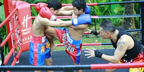 Stay Strong with Muay Thai